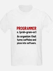 Programmer Definition T-Shirt