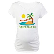 Retired English teacher Shirt
