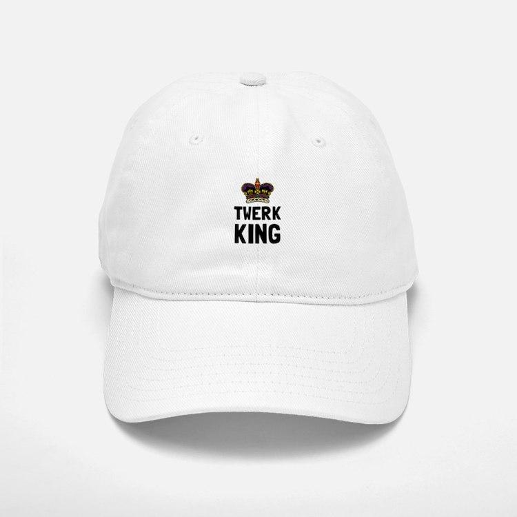 Twerk King Baseball Baseball Baseball Cap