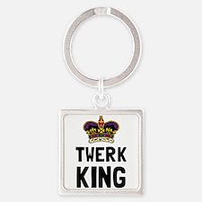 Twerk King Keychains