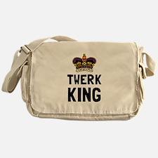 Twerk King Messenger Bag