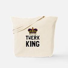 Twerk King Tote Bag