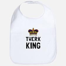 Twerk King Bib