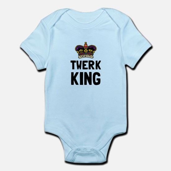 Twerk King Body Suit