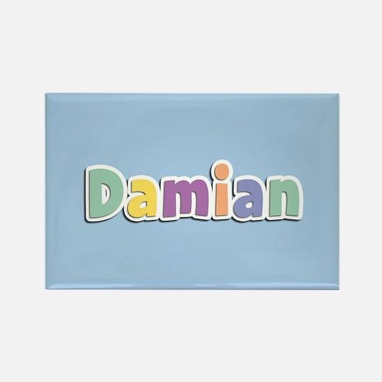 Damian Spring14 Rectangle Magnet
