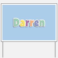 Darren Spring14 Yard Sign