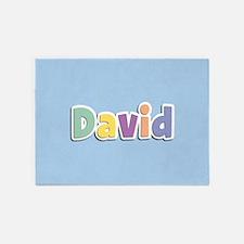 David Spring14 5'x7'Area Rug