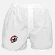 World War I Centennial Boxer Shorts