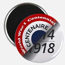 World War I Centennial Magnet Magnets
