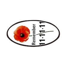 World War I Centennial Patches