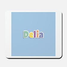 Delia Spring14 Mousepad