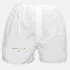 Mad Thread Killer Boxer Shorts