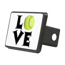 Love - Softball Hitch Cover