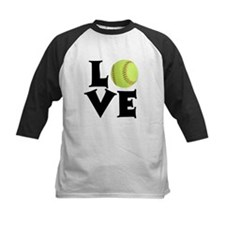 Love - Softball Baseball Jersey