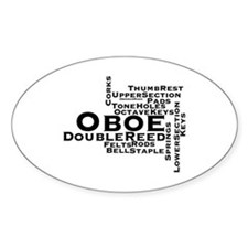 Oboe Decal