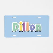 Dillon Spring14 Aluminum License Plate