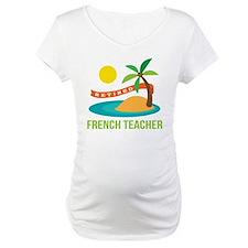 Retired French teacher Shirt