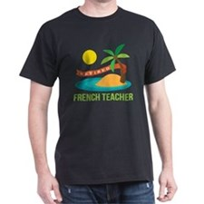 Retired French teacher T-Shirt