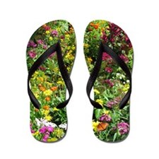 Awesome Flower Flip Flops