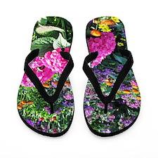 Pink Passion Flip Flops