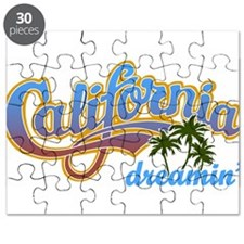 CALIFORNIA DREAMIN Puzzle