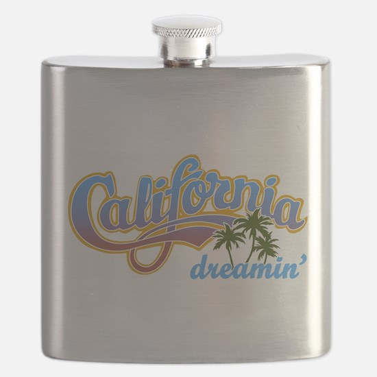 CALIFORNIA DREAMIN Flask