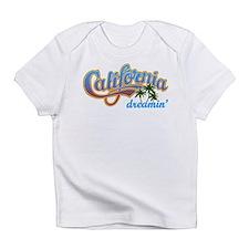 CALIFORNIA DREAMIN Infant T-Shirt