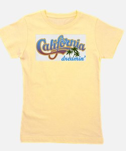 CALIFORNIA DREAMIN Girl's Tee