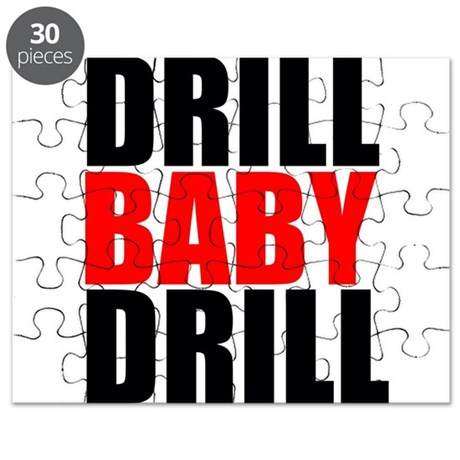 Drill Baby Drill Puzzle