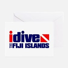 idive (Fiji) Greeting Cards