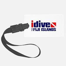 idive (Fiji) Luggage Tag