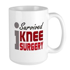 isurvived-kneesurgery Mugs