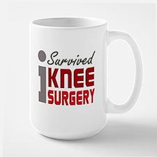 isurvived-kneesurgery Mugs