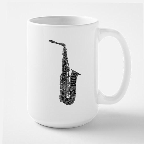 Alto Sax Mugs