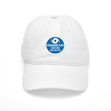 Hurricane Evacuation Plan Baseball Baseball Cap