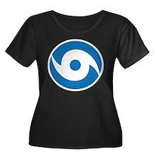 Hurricane Evacuation Plan Plus Size T-Shirt