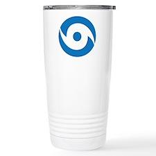 Hurricane Evacuation Plan Travel Mug