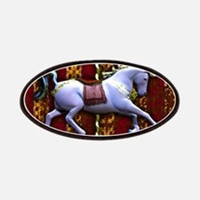 Carousel Horse Patches