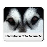 Alaskan malamute Classic Mousepad