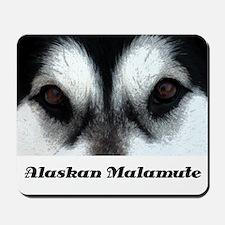 Alaskan Malamute Mousepad