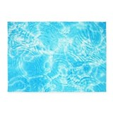 Swimming 5x7 Rugs