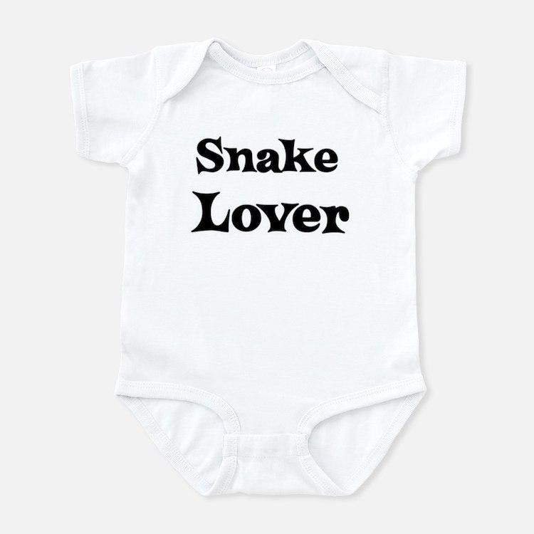 Snake lover Infant Bodysuit