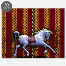 Carousel Horse Puzzle