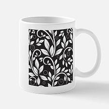 Elegant Leaves Mugs