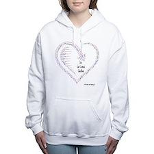 Custody To Abusers = Women's Hooded Sweatshirt