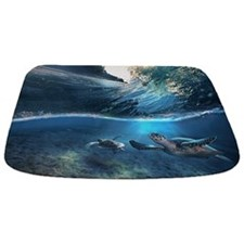 Sea Turtles Bathmat