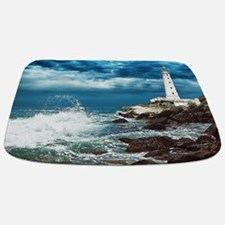 Lighthouse Bathmat