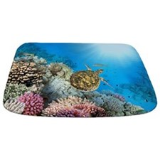 Sea Turtle Bathmat