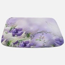 Beautiful Floral Bathmat