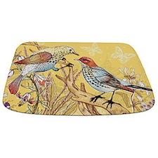Pretty Birds Bathmat